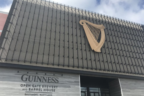 Guinness brewery in Maryland attracts 10,000 visitors in first weekend