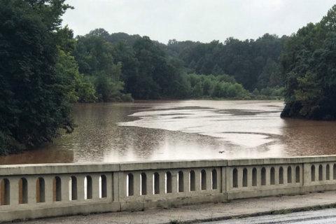 Parts of Virginia city evacuate over possible dam failure