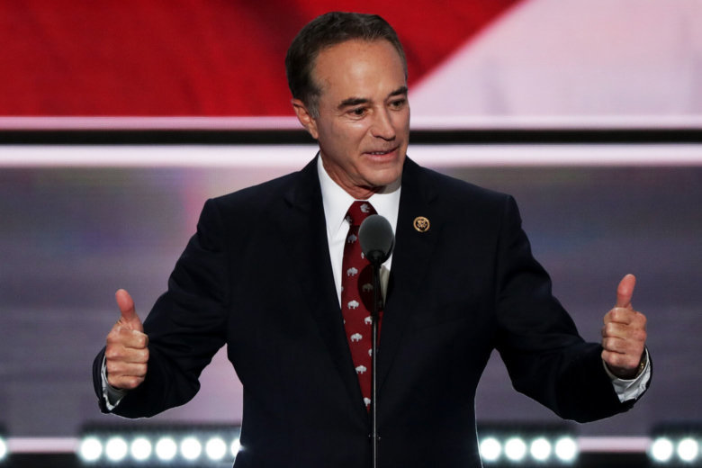 New York Congressman Chris Collins Indicted on Insider Trading Charges