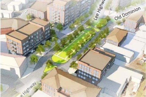 Density, development debates take center stage as Lee Highway planning nears