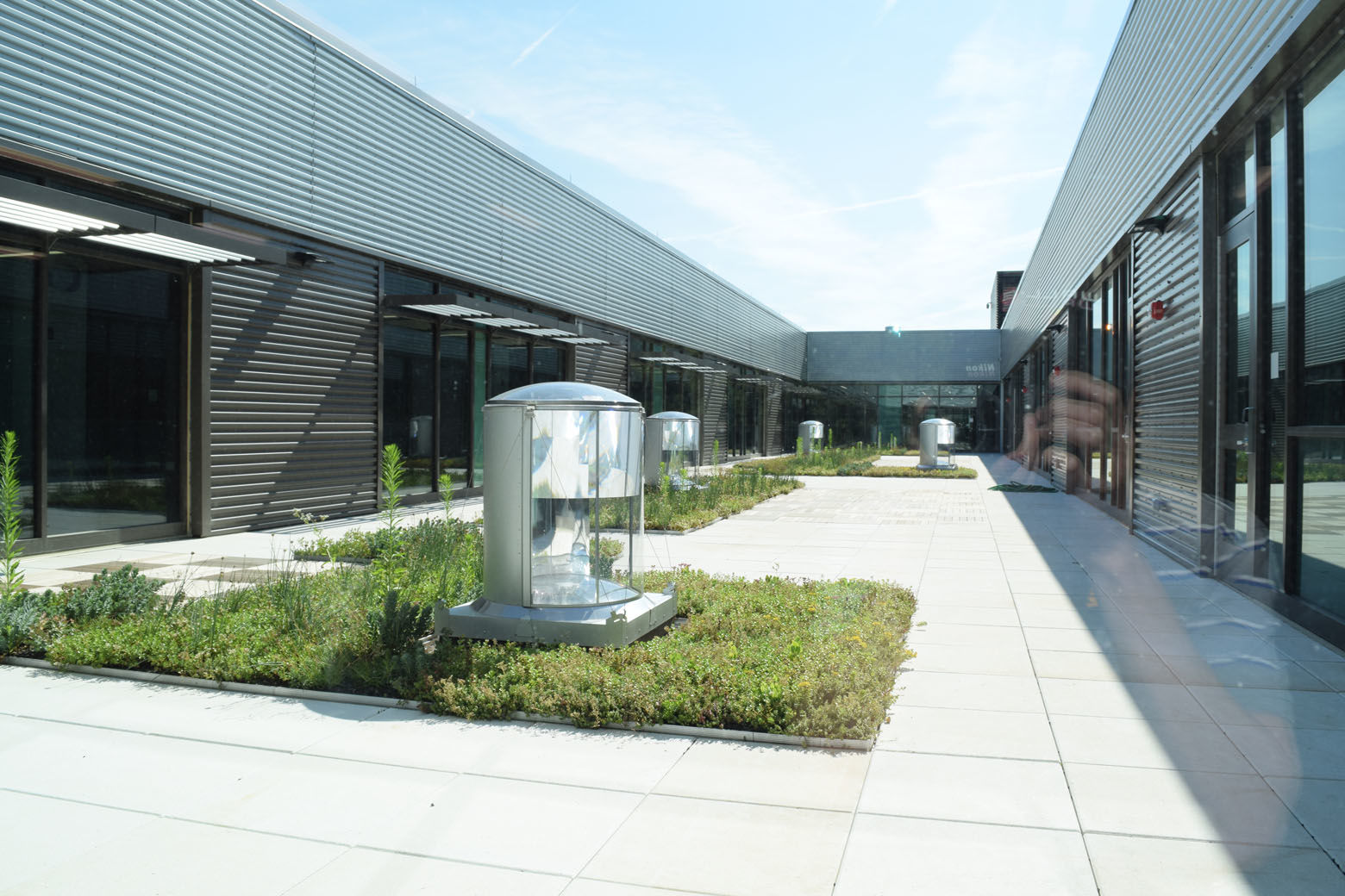 A look at the Academies of Loudoun, the 305,000-square-foot science-and-tech-focused school that opens Thursday. (Courtesy Loudoun County Public Schools)
