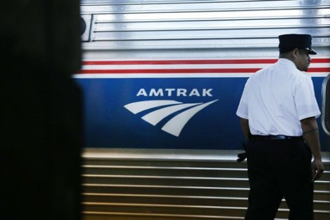 Amtrak train collides with car in W.Va, no injuries reported