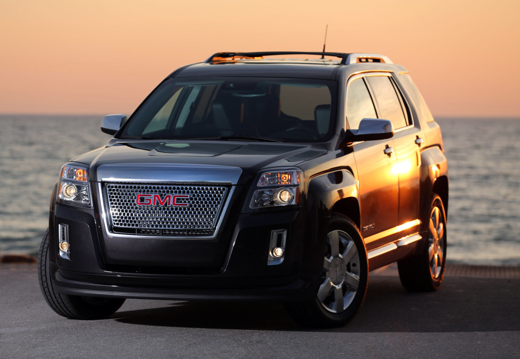 Best Used Small SUV/Crossover for Teens:  The 2014 GMC Terrain  (Courtesy General Motors)