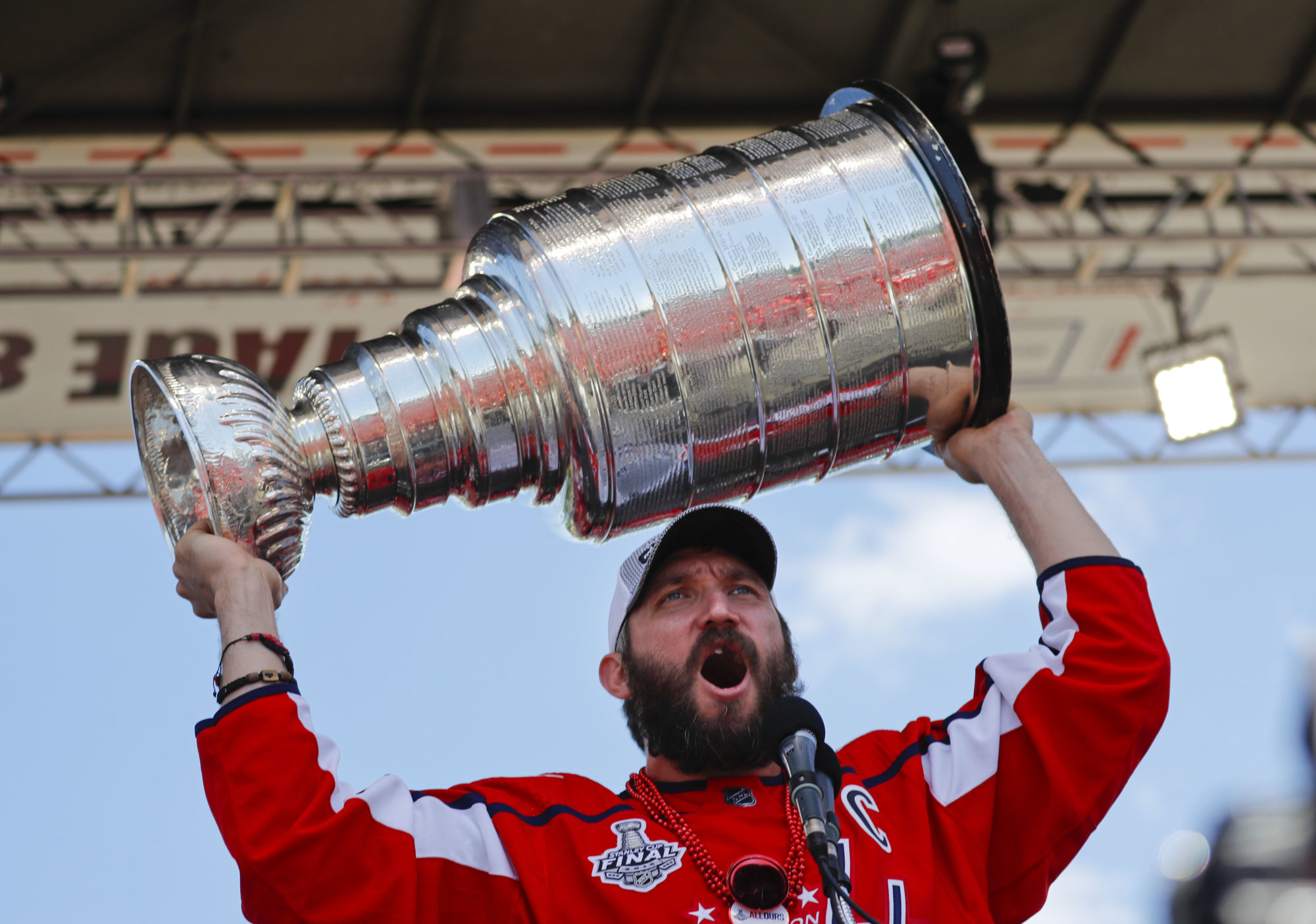 Photos: Capitals' Stanley Cup Championship rings revealed