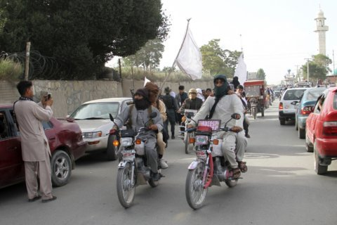 US advising Afghan forces in battle for eastern city