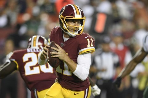 Redskins, Ravens worth considering for your 2018 fantasy football team