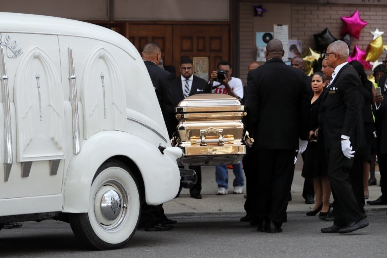 A Funeral Fit For A 'Queen'