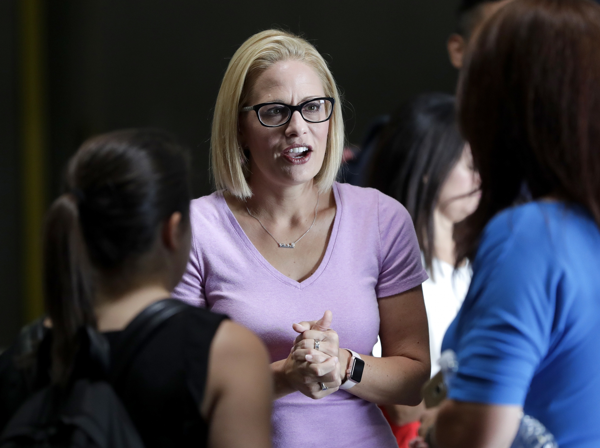 Arizona features 2 open House seats being eyed by Democrats