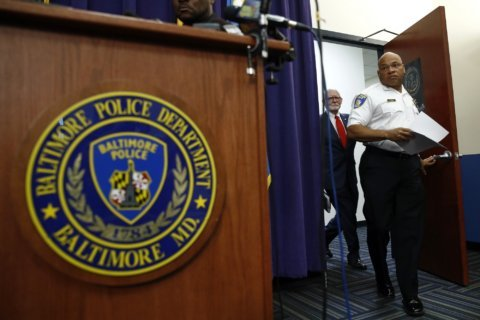 Baltimore police reduces officers assigned to ATF task force