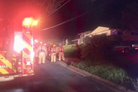 Montgomery Co. official: Coal placed over rat hole caused house fire