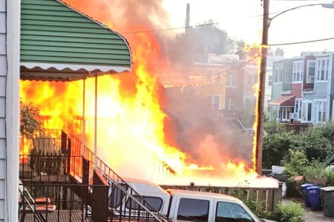 Refrigerator powered by extension cord caused DC fire