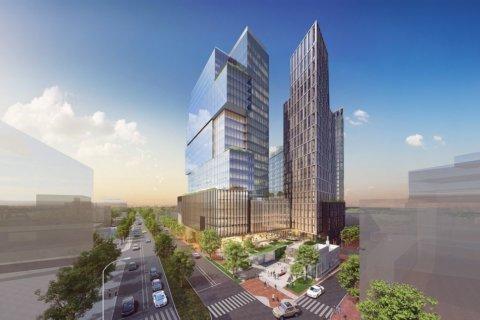 Multi-building Bethesda project breaks ground