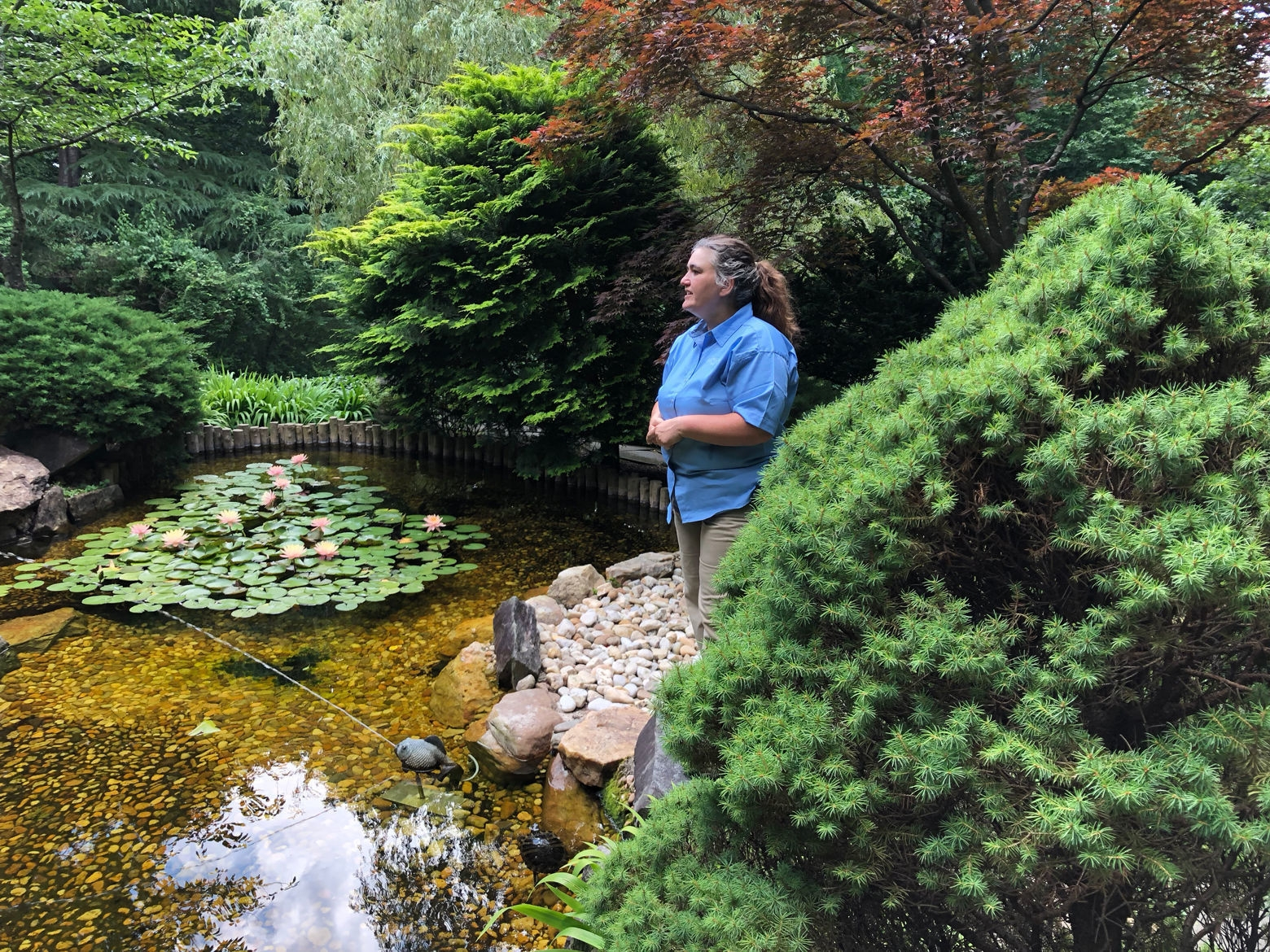 """<p><strong>Head to Hillwood</strong></p> <p>Another option to D.C.&#8217;s crowded museums is the peaceful <a href=""""http://www.hillwoodmuseum.org/"""" target=""""_blank"""" rel=""""noopener noreferrer"""">Hillwood Estate and Gardens</a>, which is tucked just a few blocks behind the Van Ness Metro station in Northwest.</p> <p>The former home ofMarjorie Merriweather Post is now a museum that houses her collection of Russian imperial art and 18th century French decorative art, plus it sits on 25 acres of lush gardens.</p>"""