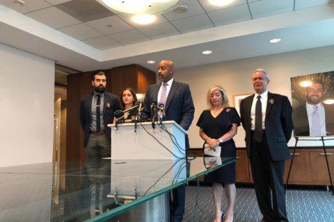 Va. family files $25M lawsuit in Park Police fatal shooting