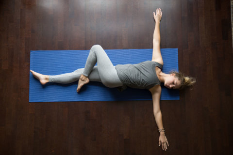 6 best yoga poses for back pain