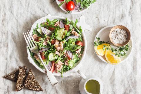 U.S. News' 41 best diets overall