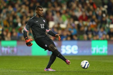 Goalkeeper Bill Hamid to return to DC United
