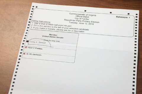 First new Va. election results audit held in Fairfax city