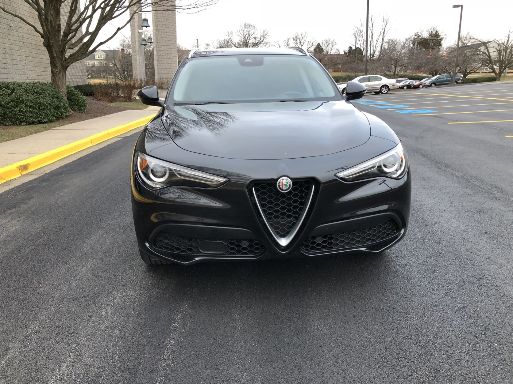 Car Review Alfa Romeo Seeks Traction In Us Market With Crossover Wtop