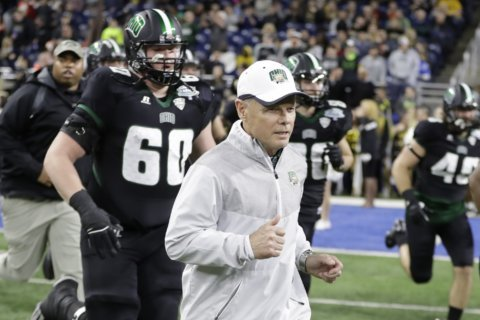 Ohio picked to beat Toledo for MAC football championship