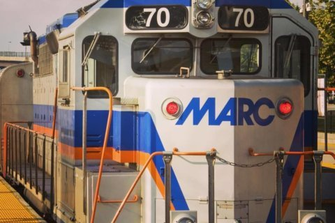 Emergency track work causing cancellations, delays on MARC