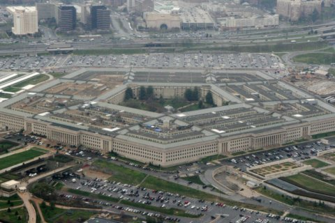 Suspicious substance found in 2 envelopes sent to Pentagon