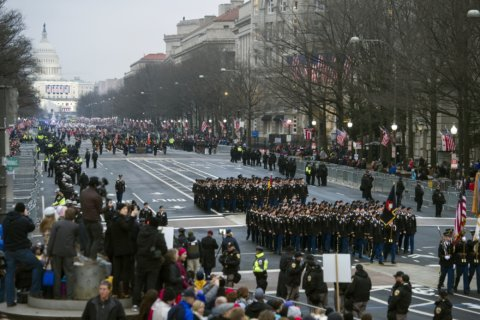Trump blames 'local politicians' after nixing $92M parade; DC leaders react