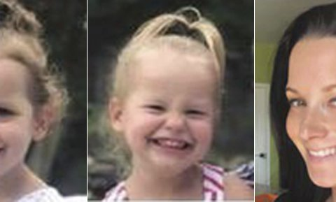 Bodies of missing wife, daughters found in Colorado