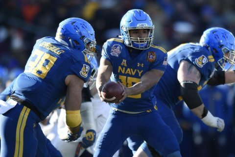 2018 Navy football preview