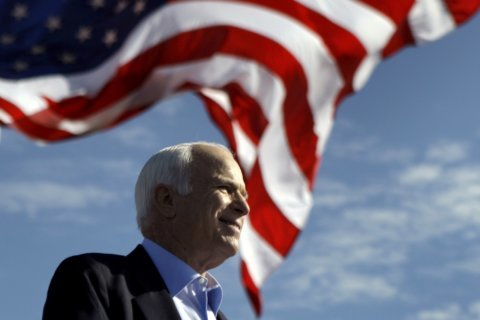 What to know about McCain memorial events around the DC area