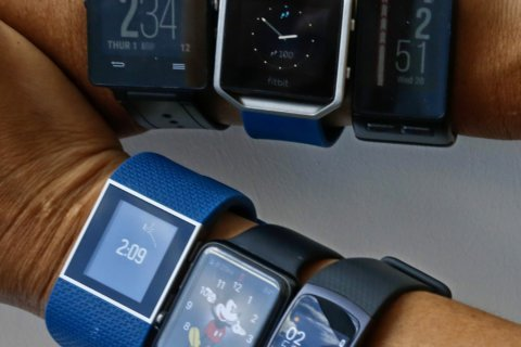 Fitness trackers do more than count steps, doctor says