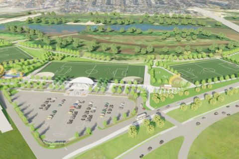 At long last, first stage of RFK redevelopment breaks ground
