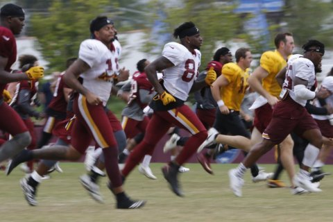 Redskins, Patriots preseason game not meaningless for some