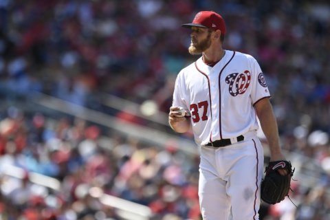 Stephen Strasburg, the Nationals and rethinking Tommy John surgery