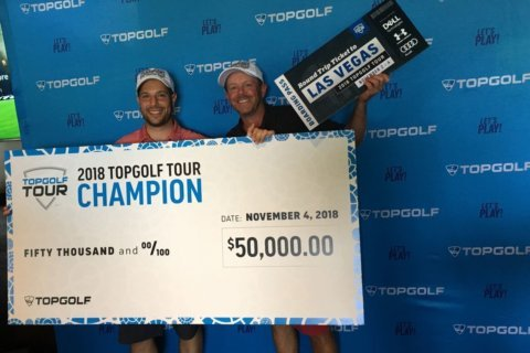 Two Virginians win Loudoun Topgolf competition; will head to Vegas