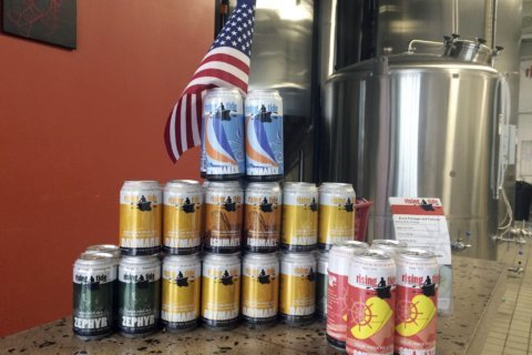 Delmarva craft breweries thrive on specialty cans releases