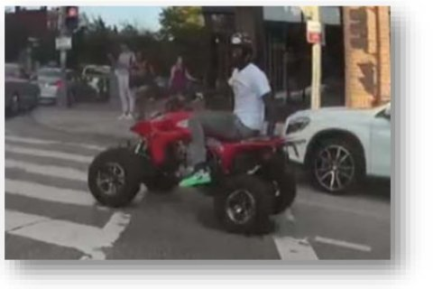 DC police release photos of wanted ATV riders