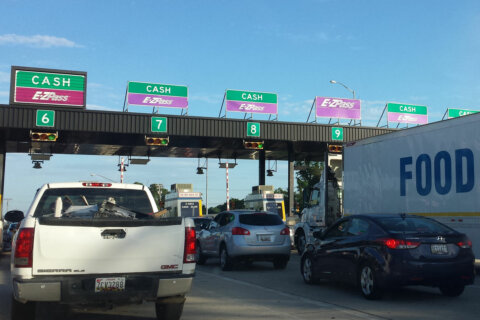 Bay Bridge starts work to go cashless: 3 toll lanes closed for good