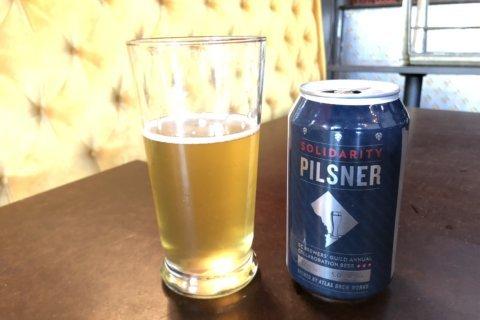 Beer of the Week: DC Brewers' Guild Solidarity Pilsner