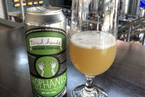 Beer of the Week: Tired Hands HopHands Pale Ale
