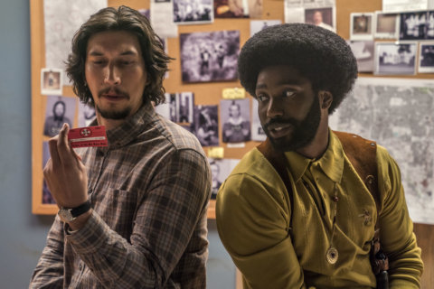 Movie Review: 'BlacKkKlansman' is Spike's most inspired work in years