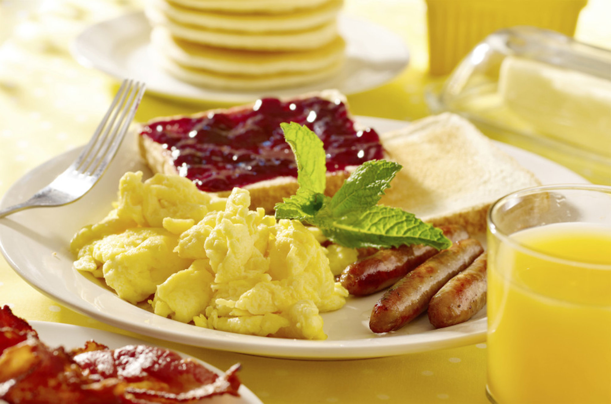 Is power breakfast the new power lunch?