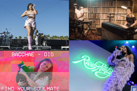 Looking for a new favorite song? Check these out from DC-area artists