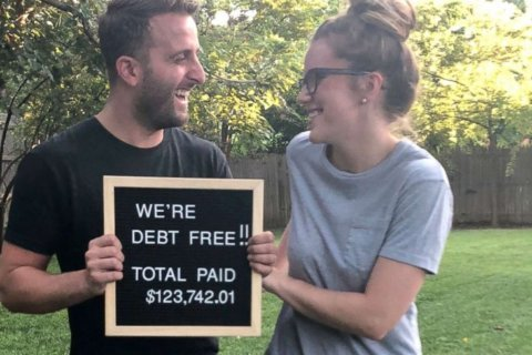 Couple pays off $124K of debt in 3 years and finds financial peace