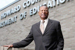 The Howard County Public Schools announced Friday that longtime educator and administrator Sydney Cousin died after a long illness. (Courtesy Howard County Public Schools)