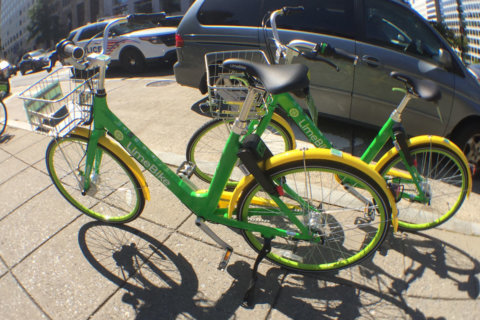Montgomery Co. expands dockless electric bikes, but no scooters