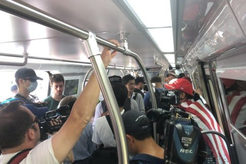 Private car, tight security: 'Unite the Right 2' cost Metro more than $100K