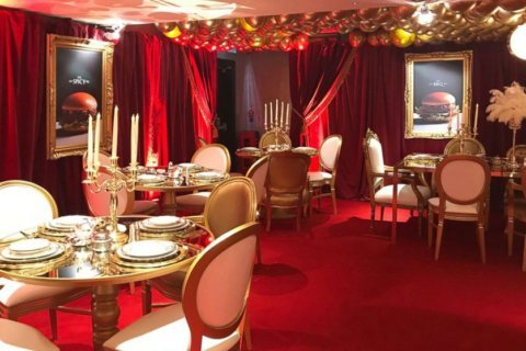 Reservations required: London McDonald's goes luxe for a day