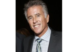 FILE - In this Oct. 27, 2012 file photo, Christopher Kennedy Lawford appears at the LA Friendly House Luncheon in Beverly Hills, Calif. Patrick Kennedy says Lawford died of a heart attack on Tuesday, Sept. 4, 2018, in Vancouver. He was 63. (Photo by Todd Williamson/Invision for LA friendly House/File)