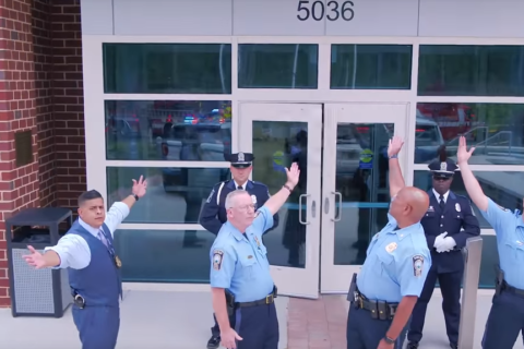 WATCH: Prince William Co. police release lip sync video